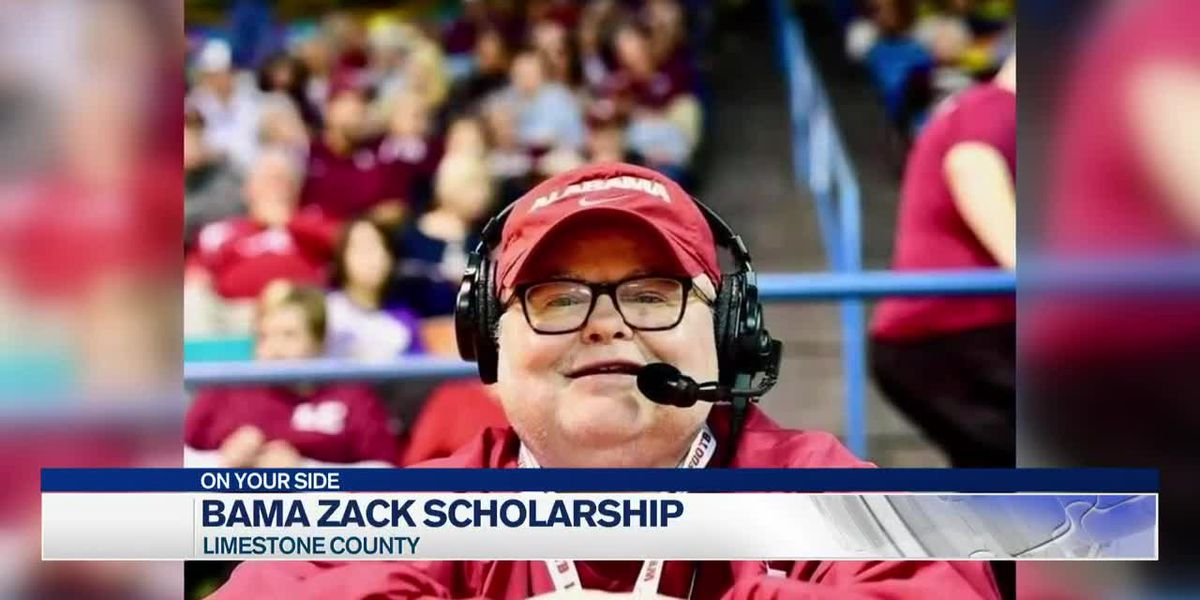 Bama Zack Memorial Scholarship in need of donations