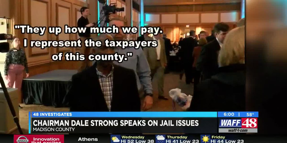 48 Investigates: Chairman Dale Strong sheds light on jail computer issues