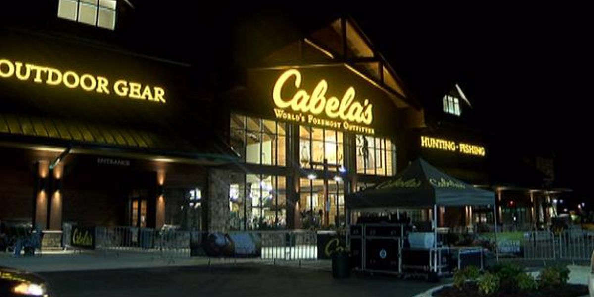 FIRST ALERT: Hundreds line up for Cabela's grand opening; Patchy, dense fog for your morning commute