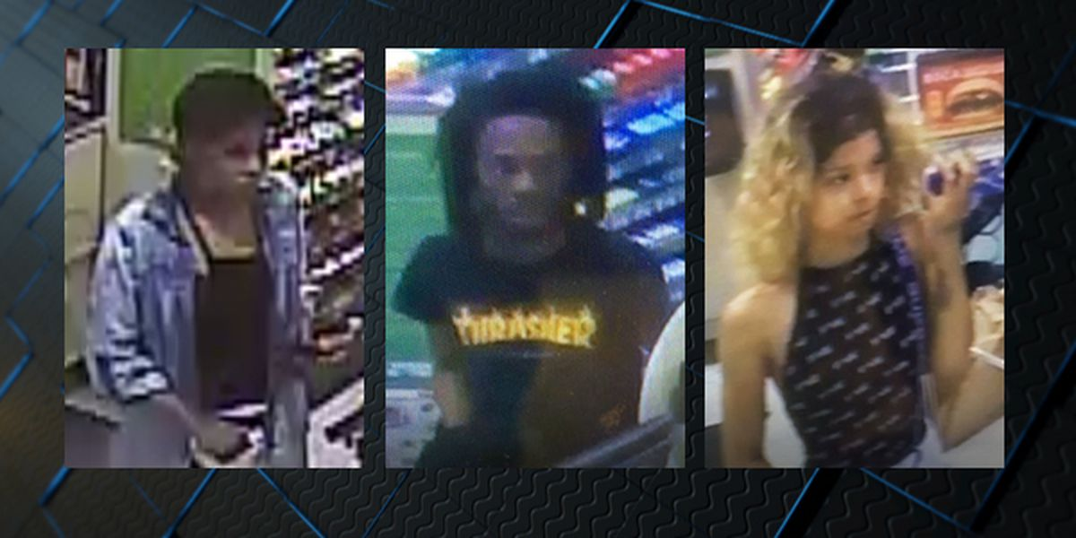 Police searching for group accused of using cloned debit cards in Huntsville area