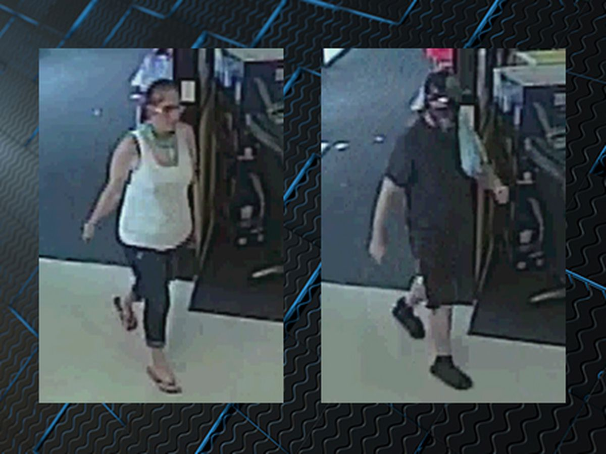 Crime Stoppers: Duo shoplifts $900 in merchandise from Office Depot