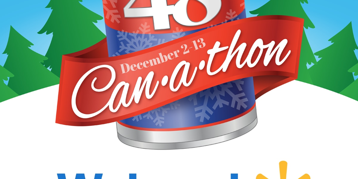 Area Walmarts still collecting donations for Canathon 2019