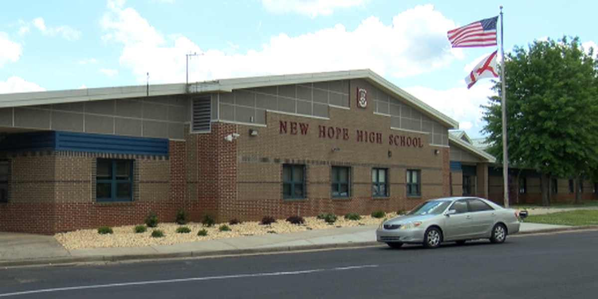 Two guns, knife found in backpack at New Hope High School; student facing charges