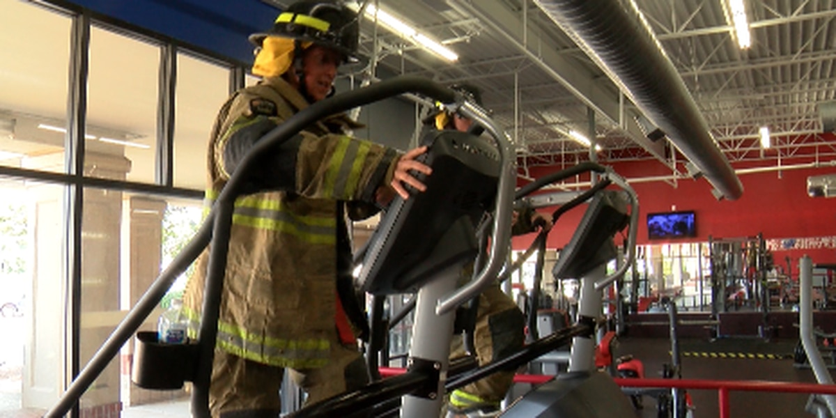 Workout Anytime in Athens honors 9/11 first responders