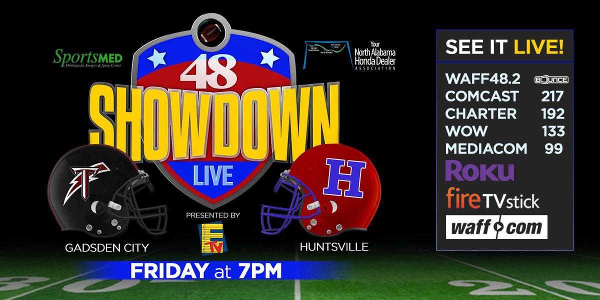 48 Showdown: Huntsville vs Gadsden City