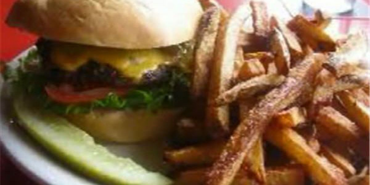 Take a bite out of National Hamburger Day