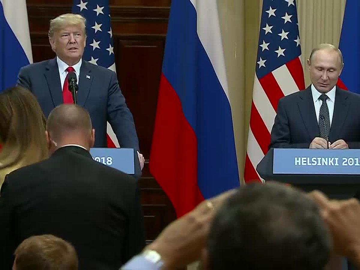 Democrats consider subpoena for interpreter of Trump-Putin meeting