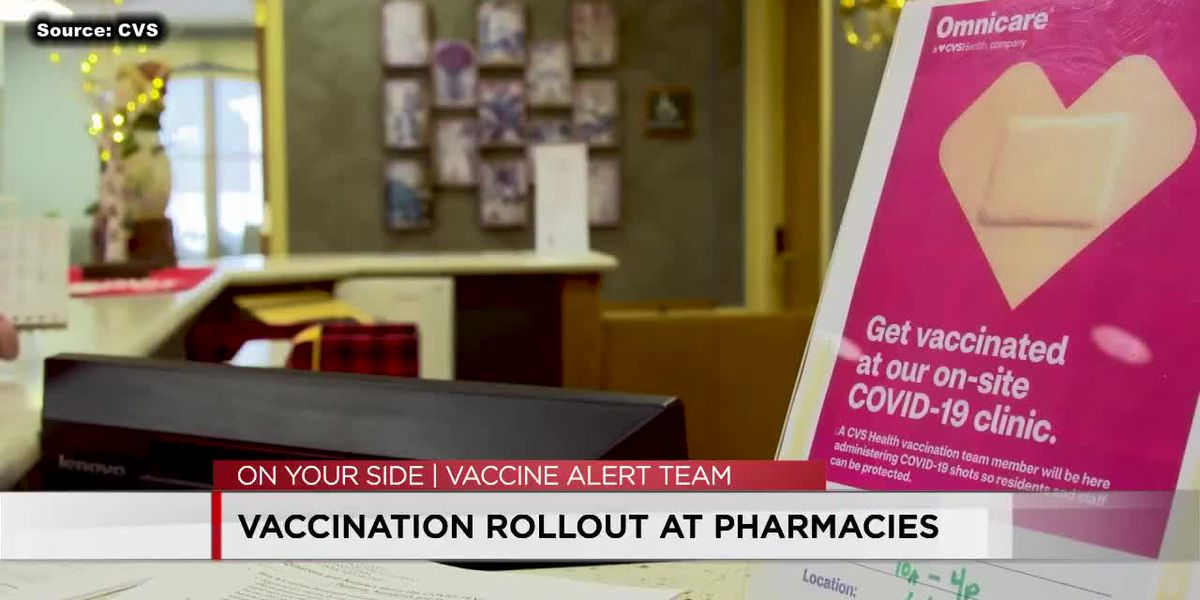 Walgreens, CVS chains could distribute millions of vaccines when permitted