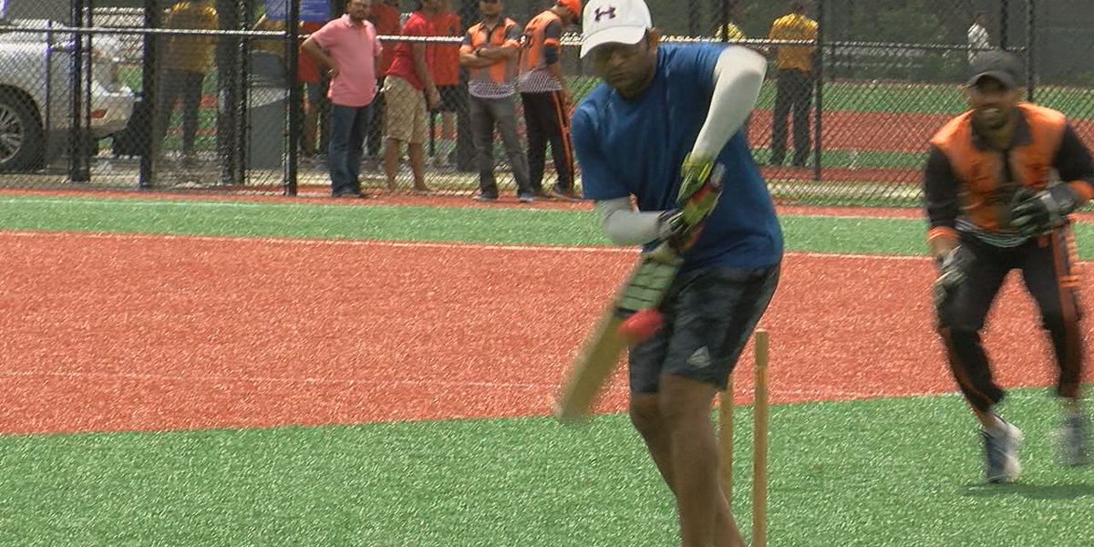 Hoover Met hosts first-ever Cricket Tournament