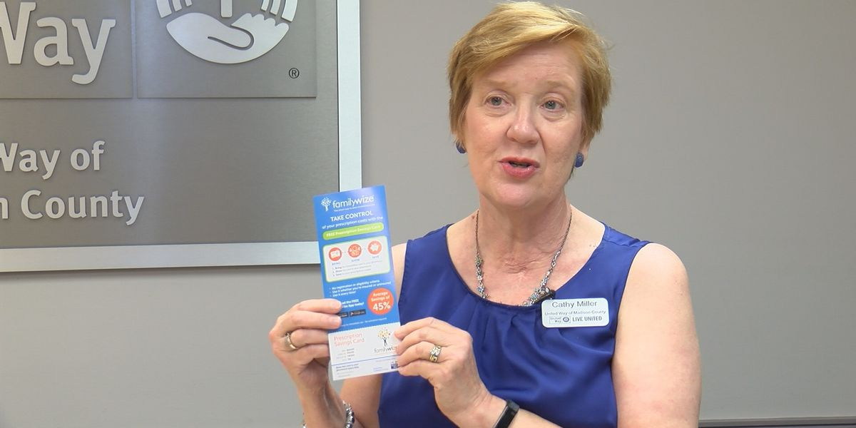 United Way promoting pharmaceutical discount card for everyone