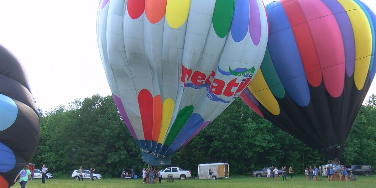 Alabama Jubilee Hot Air Balloon Festival scaled down due to pandemic