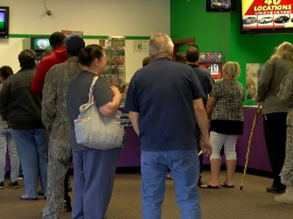 Lottery hopefuls flock to TN as jackpot soars