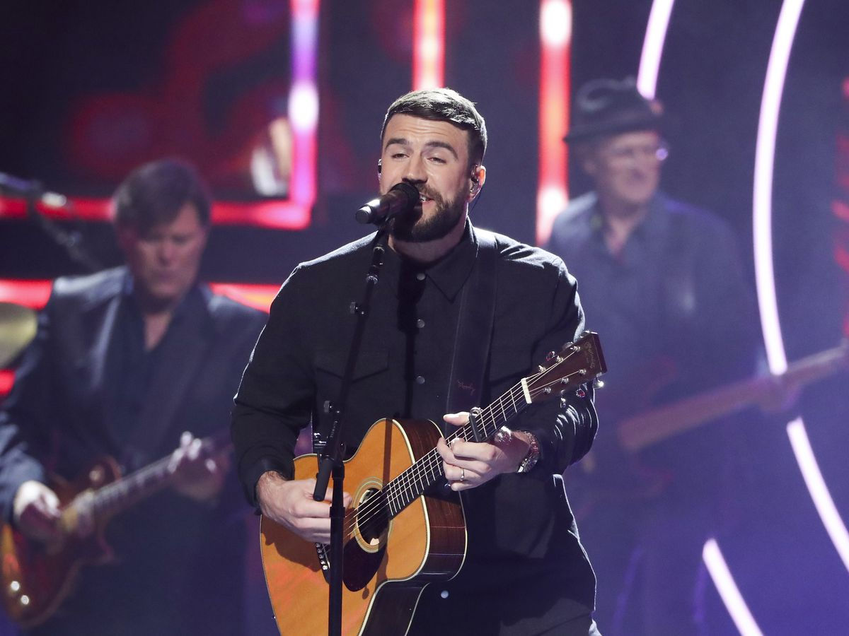 Country star Sam Hunt arrested for DUI in Tennessee