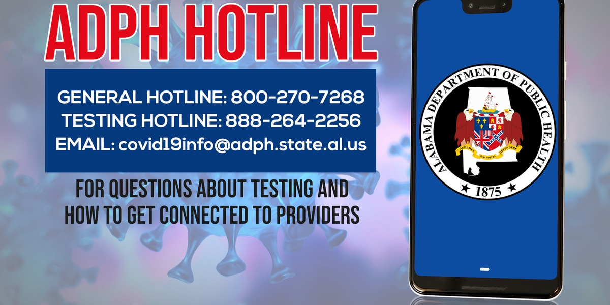 ADPH creates hotline, email for COVID-19 information