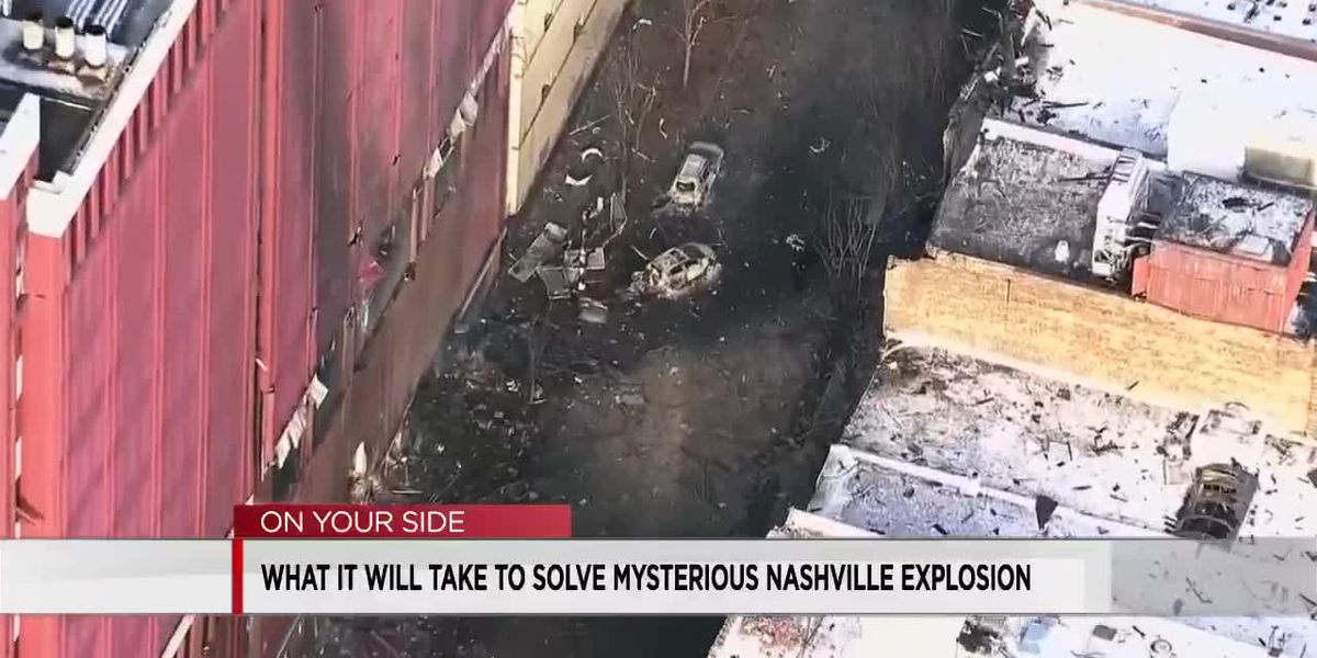 Local explosives expert gives thoughts on Nashville Explosion