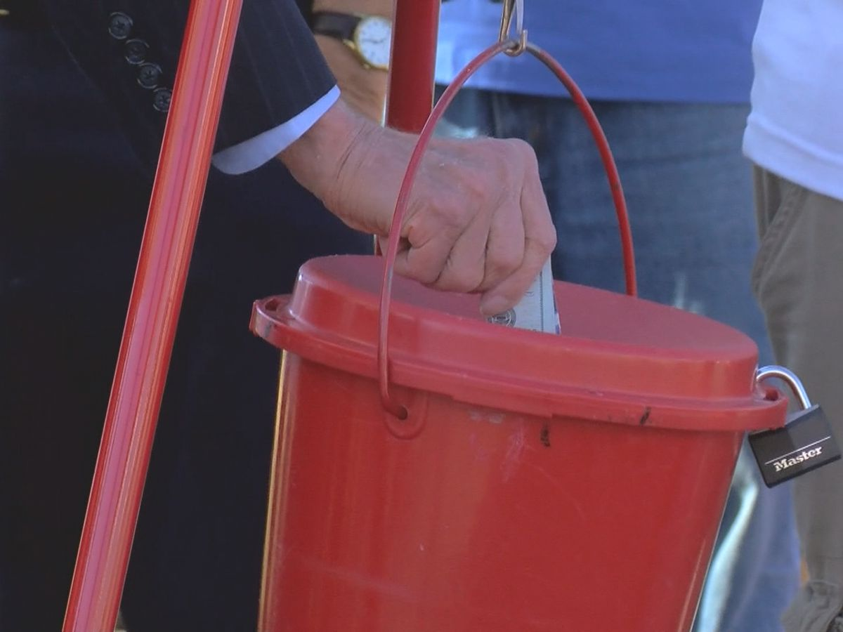 Salvation Army Christmas preparations underway in Huntsville