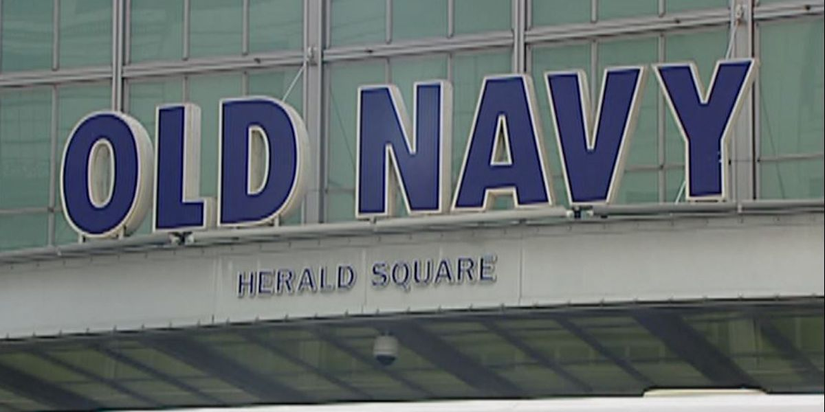 Old Navy will pay employees to be poll workers for 2020 election