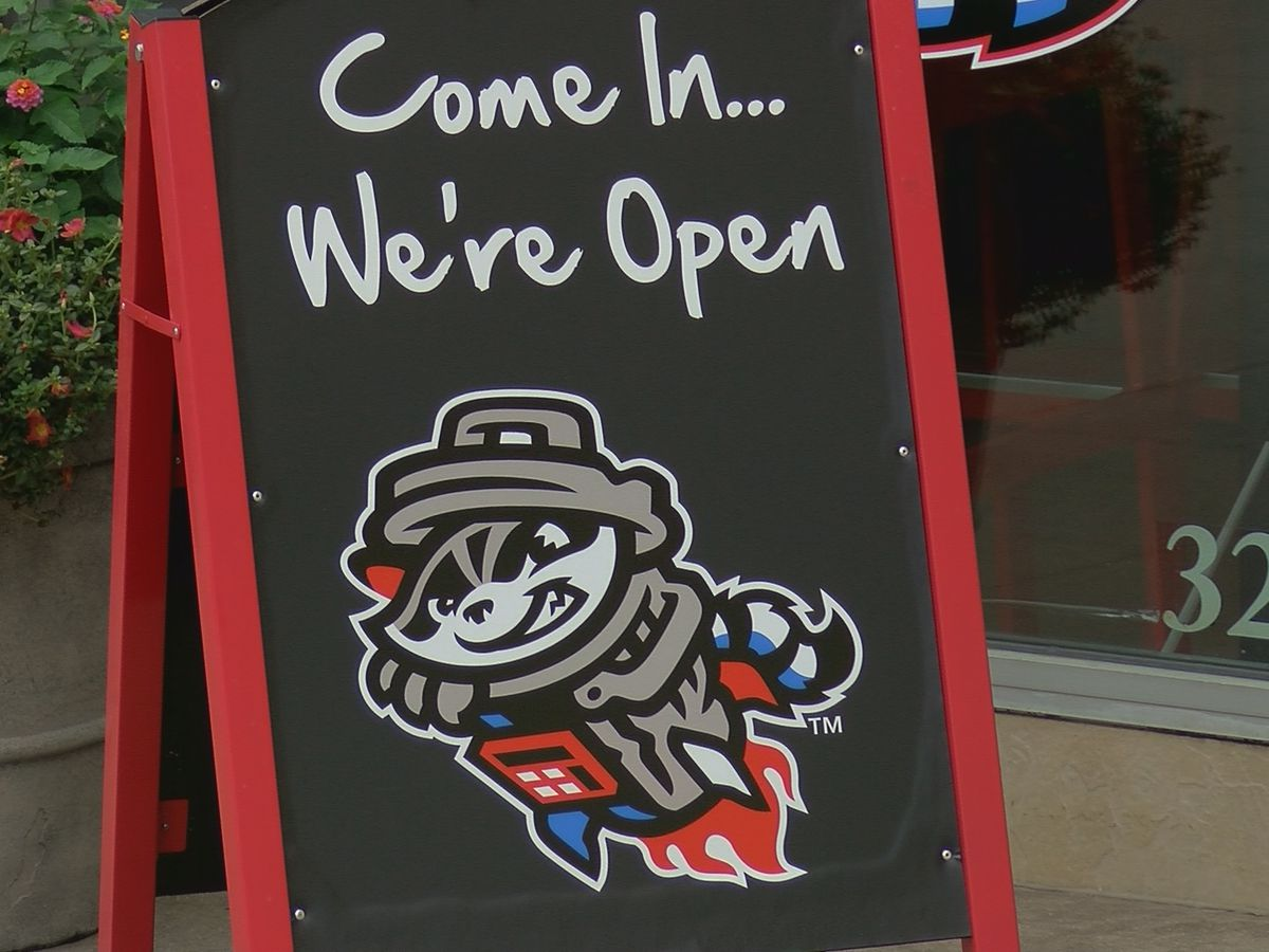 Rocket City Trash Pandas moving merchandise store to bigger storefront