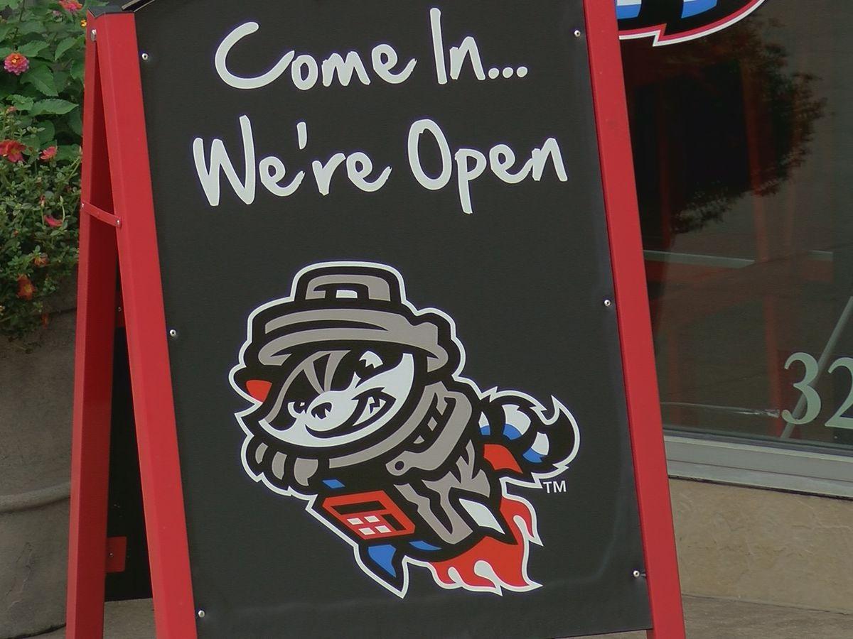 Rocket City Trash Pandas moving merchandise store to bigger storefront
