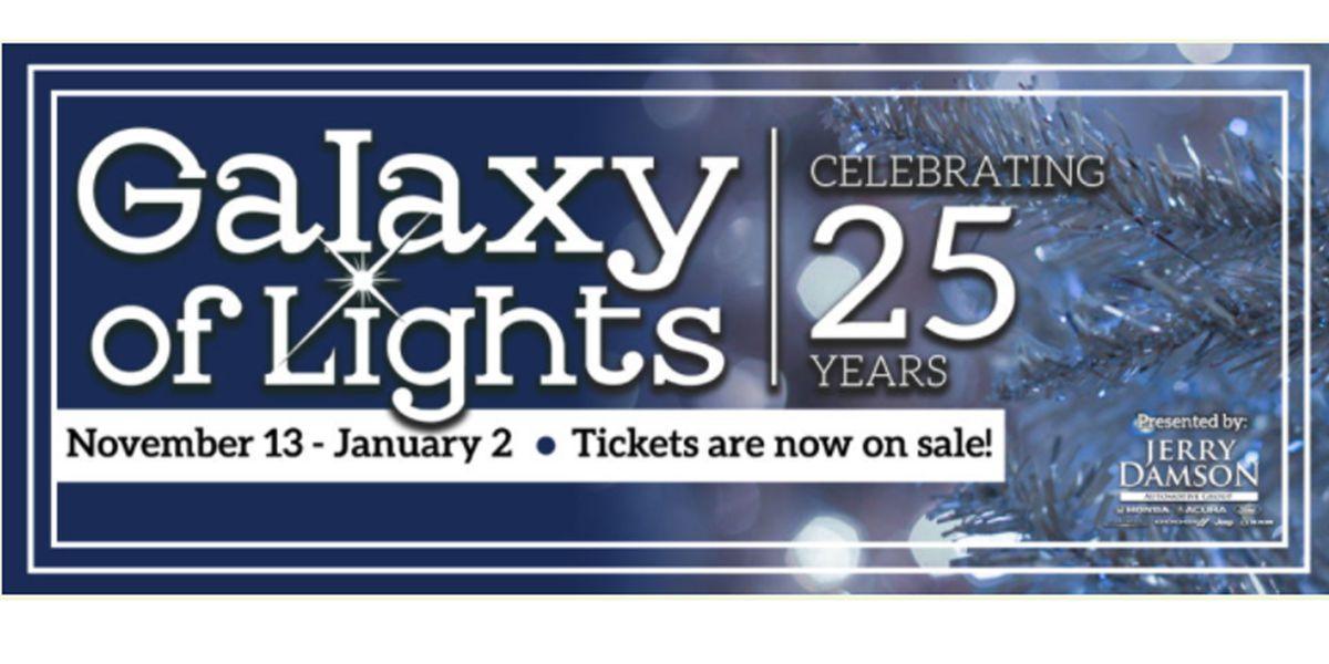 Galaxy of Lights celebrates 25 years