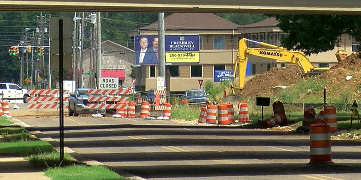 Church Street to reopen soon as construction continues