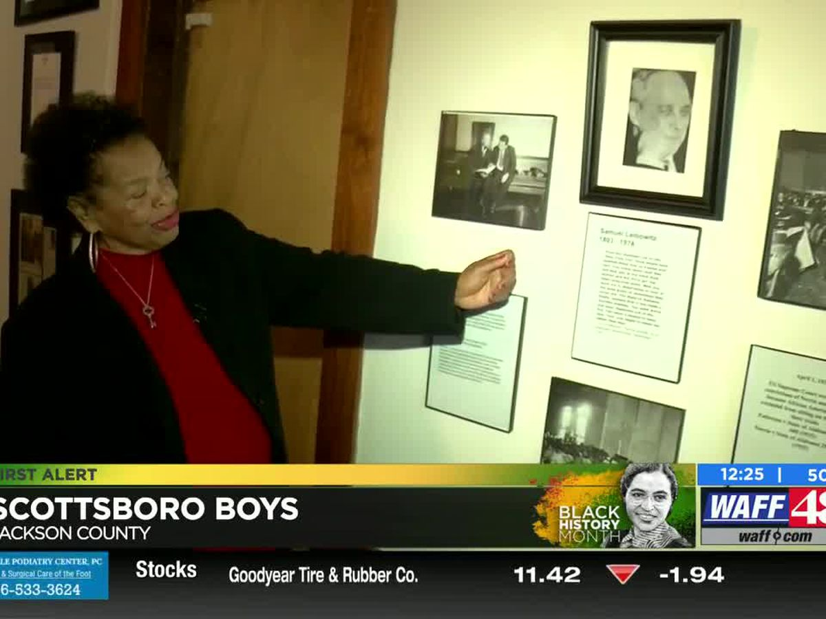 Visiting the Scottsboro Boys Museum