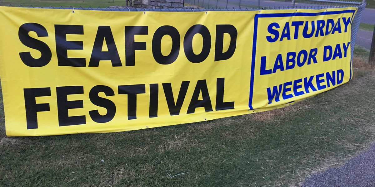 48th Annual St. William Seafood Festival being held in Guntersville
