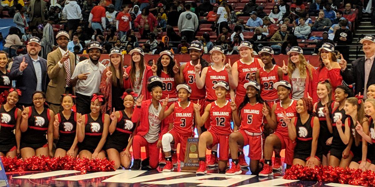 Hazel Green girls win 6A basketball championship
