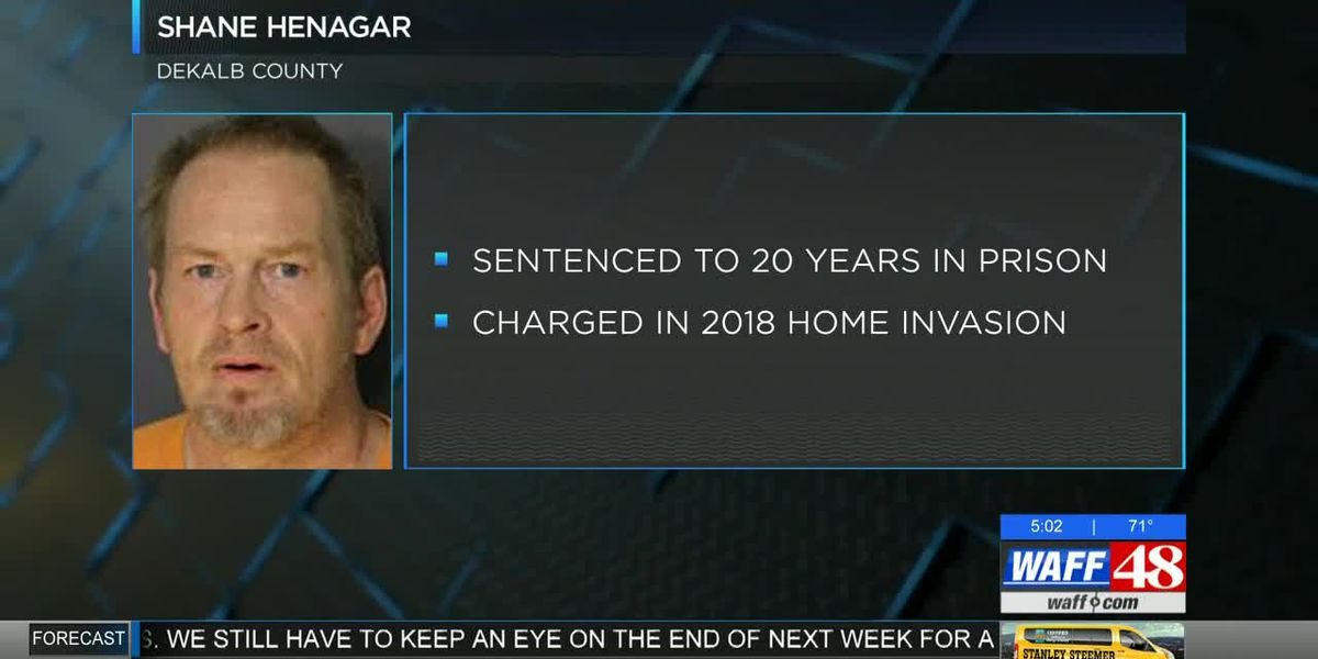 DeKalb County man sentenced in home invasion and sexual assault