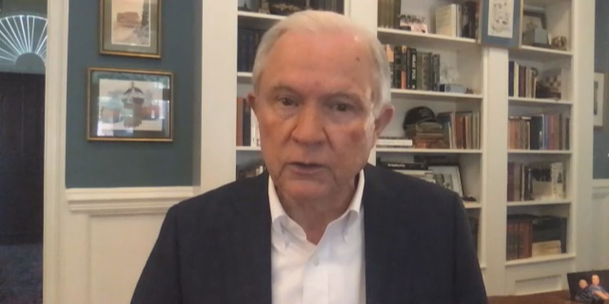 Jeff Sessions proposes immigration moratorium during COVID-19 pandemic