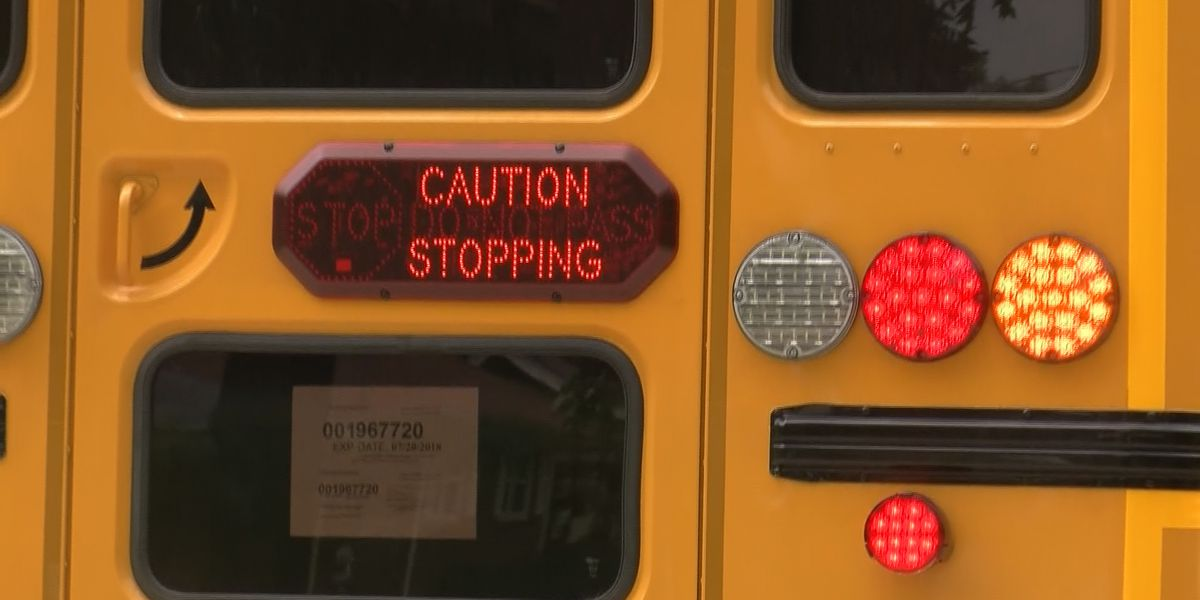 Florence police cracking down on drivers who pass school buses