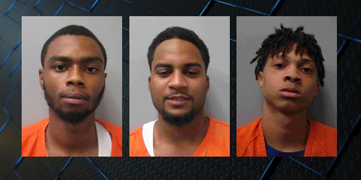 Trio busted for Huntsville gun store heist after scoping out inventory