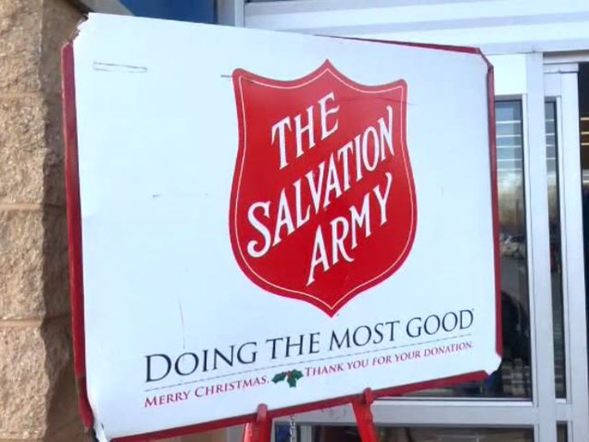 Shoals Salvation Army racing to make $150K goal before Christmas