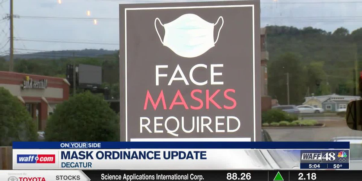 What the extended mask mandate means for Decatur