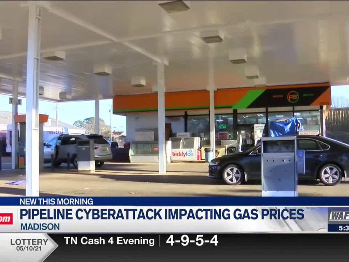 How the Colonial pipeline cyberattack could impact you at the pump