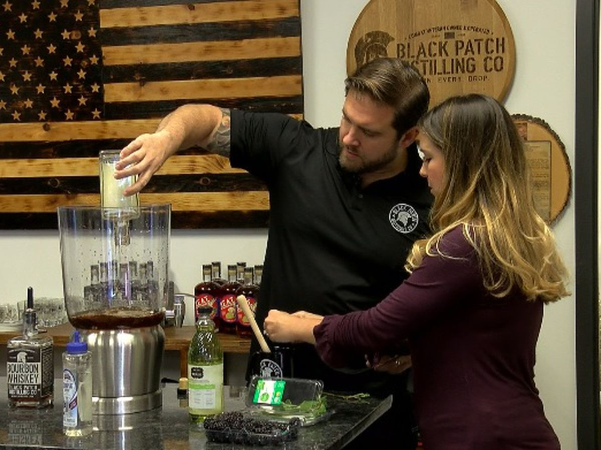 Black Patch Distilling Co. is growing and helping veterans