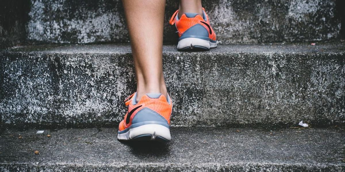 Four steps to jump-start your exercise plan