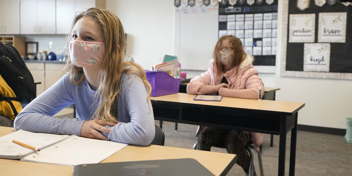 Many North Alabama school districts will continue requiring masks after mandate expires