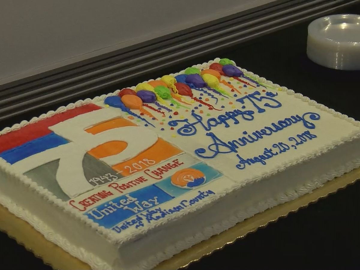 United Way of Madison County celebrates 75th birthday
