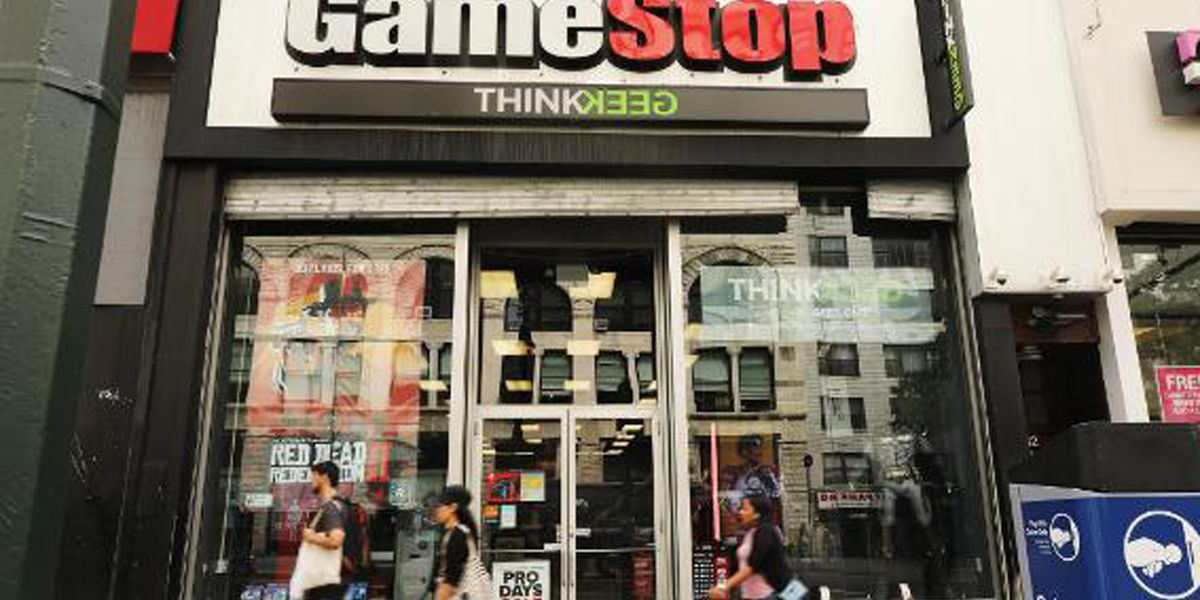 In a war over GameStop, big funds yield to smaller investors