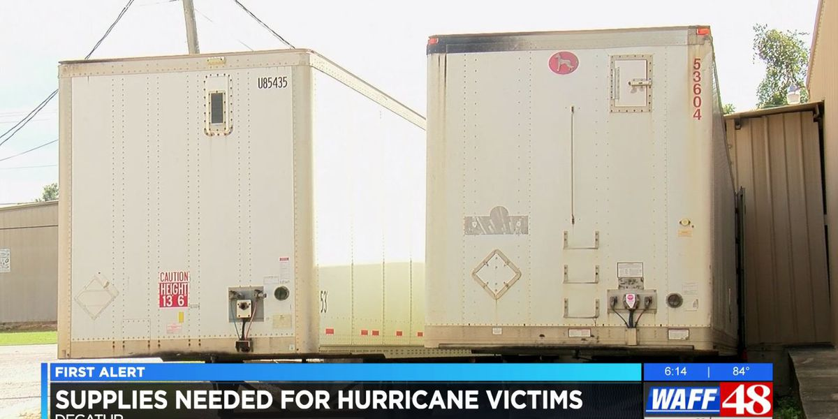 Decatur organization collecting supplies for victims in the Carolinas