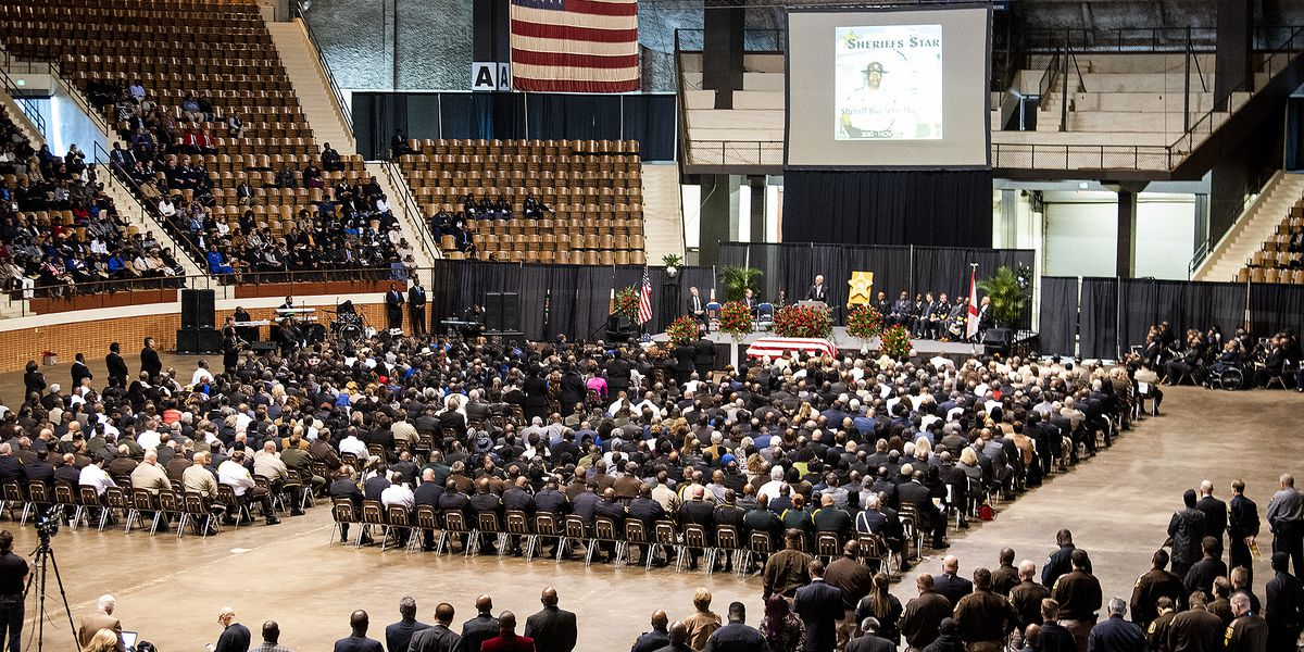 End of watch: Final radio call made for fallen Sheriff John Williams