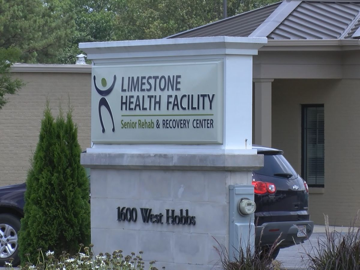 Athens nursing home patient dies from COVID-19
