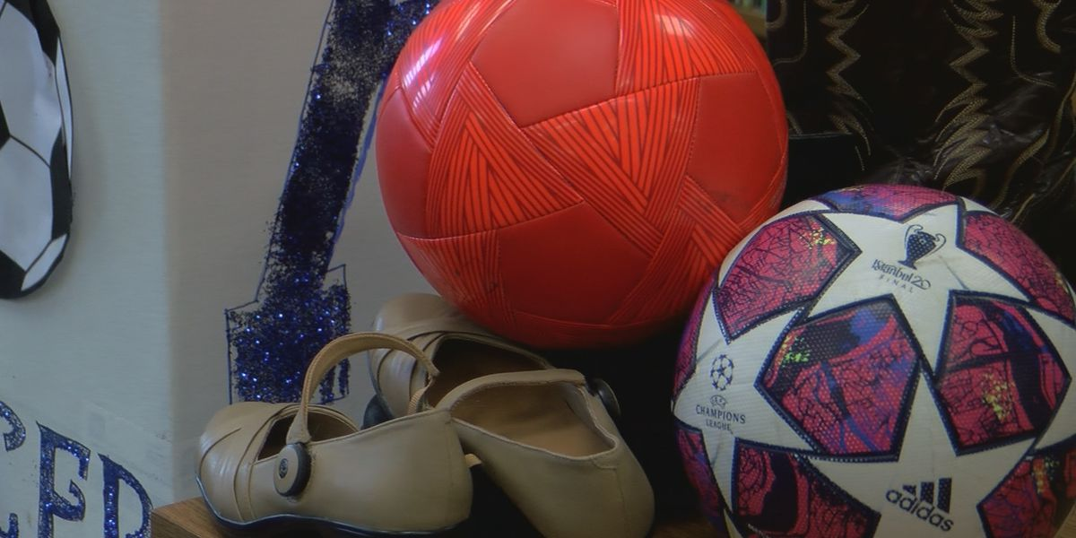Arab soccer program fundraises for the school, community, the world