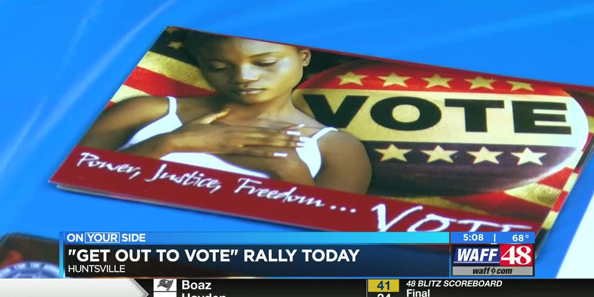 NAACP to host voting rally Saturday in Huntsville