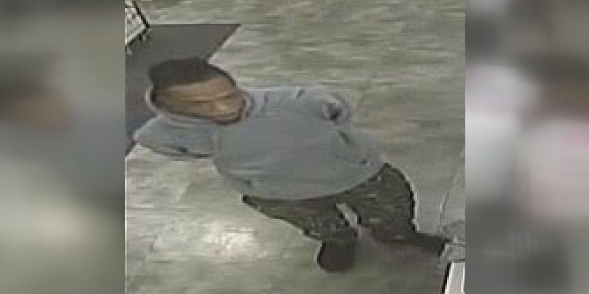 Crime Stoppers: Man robs Huntsville store while pretending to shop