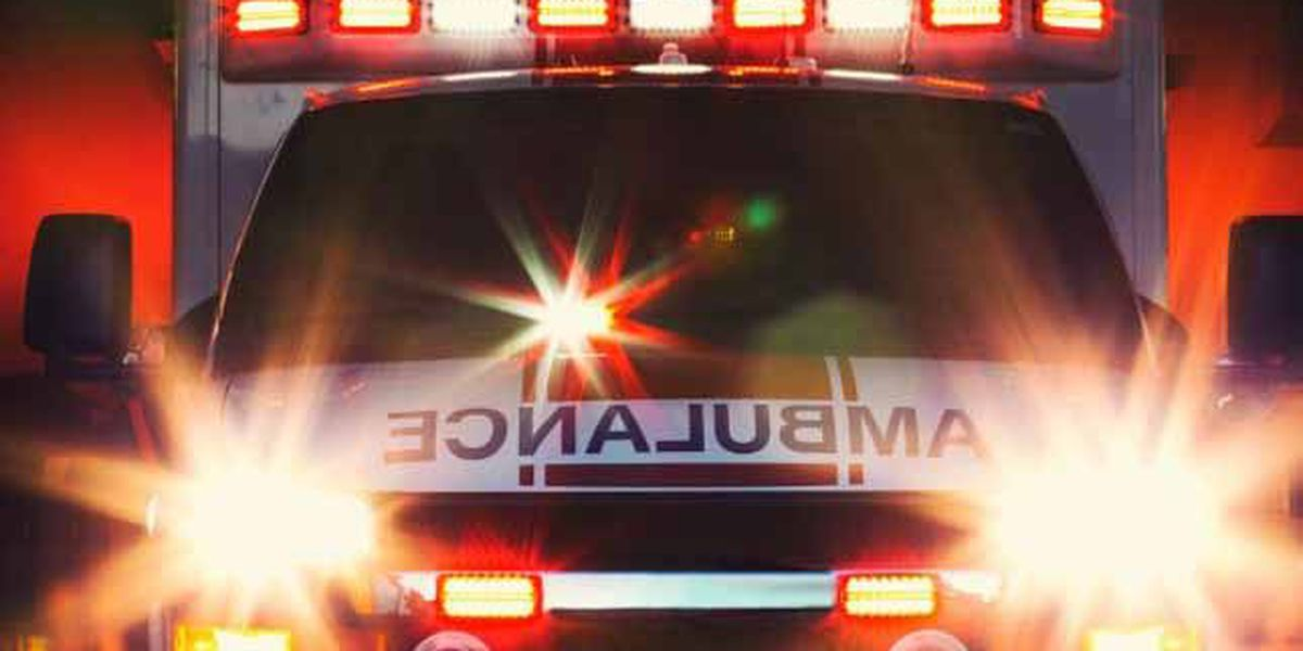 Man killed after car hits tree, catches fire