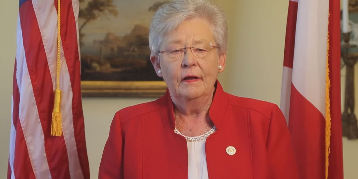 Governor Ivey responds to calls for resignation after blackface controversy