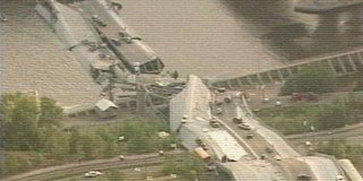 Death toll rises to five in bridge collapse