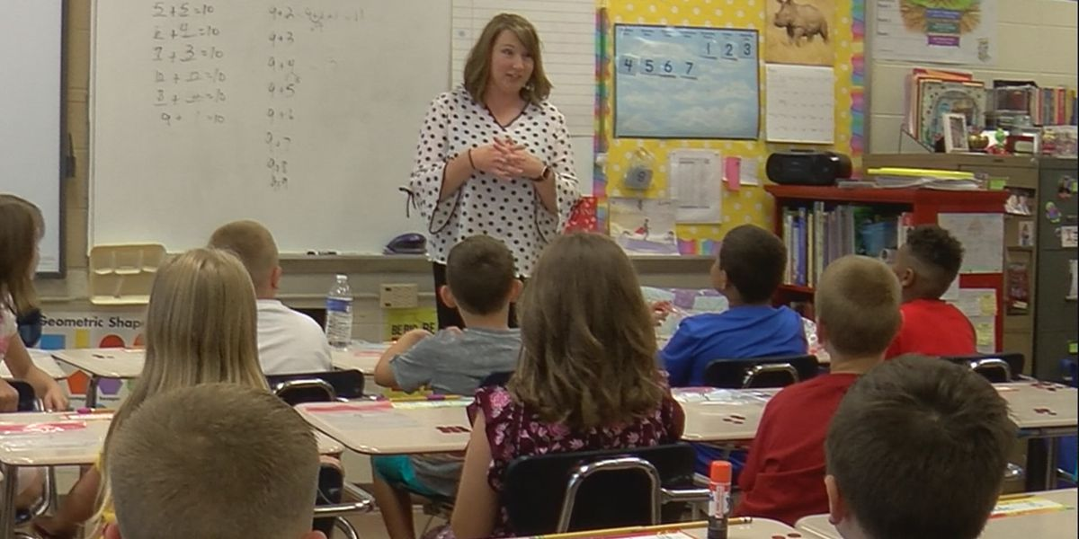 Jackson County school's new principal hired on first day of school
